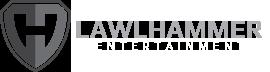 Lawlhammer Entertainment Logo